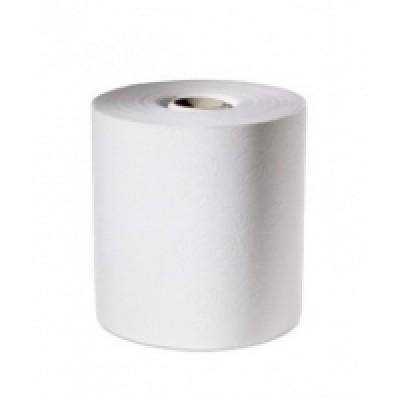 Полотенце бумажное 3х слойное белое