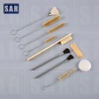 Набор для чистки краскораспылителей SAR BK003