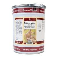 Тиковое масло на водной основе Teak Oil Borma 5 л