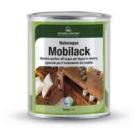 Акриловый лак для деревянных изделий Naturaaqua Mobilack 30-40 сатин