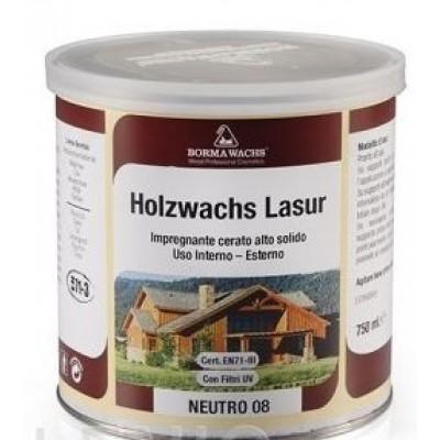 Лазурь цветная Holzwachs Lasur сolored