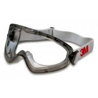 2890S Защитные закрытые очки Comfort line серии 2890 прозрачные AS/AF 3М