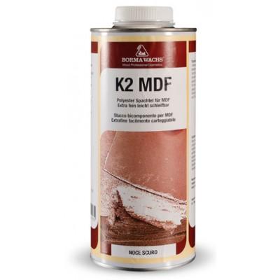 Шпатлевка полиэфирная Holzmasse 2PK MDF