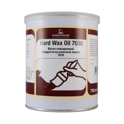 Воск для мебели твёрдый Hard Wax Oil 7030