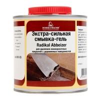 Смывка-гель для древесины Radikal Abbeizer
