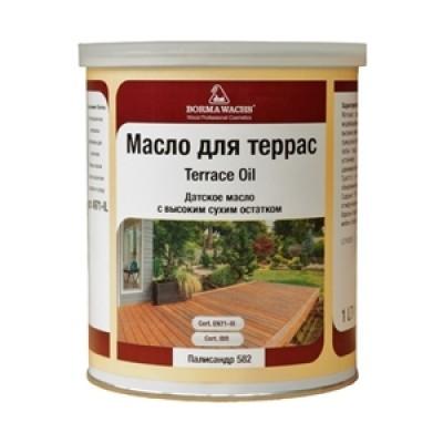 Террасное масло Terrace oil 1 litre Borma Wachs