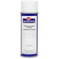 Цветная лаковая эмаль белая Mohawk