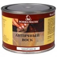 АНТИЧНЫЙ ВОСК ANTIKWACHS ТЕМНЫЙ ОРЕХ 63 BORMA 500 мл