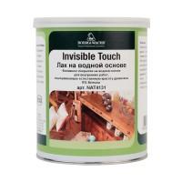 Акриловый финишный лак 0 блеск Invisible Touch 1 litre Borma Wach