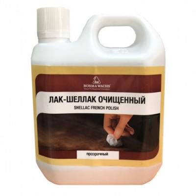 ШЕЛЛАК ПРОЗРАЧНЫЙ 5 Л BORMA WACHS ИТАЛИЯ